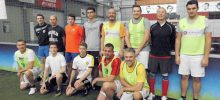 2. Indoor-Fußballturnier vom TSB-TC Horkheim