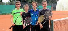Gratulation an die Junioren zum 1. Platz und Aufstieg in die Kreisstaffel 1
