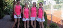 Gratulation an die Juniorinnen zu Platz 1 und Aufstieg in die Kreisstaffel 1