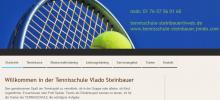 Tennisclub Horkheim bietet Tennisschnupperkurs