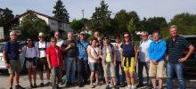 Wanderung um FINSTERROT organisiert von den Herren 55