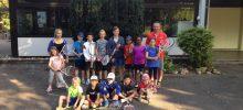 Jugend Tenniscamp  vom TSB Tennisclub Horkheim